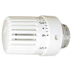 losse thermostatische knop wit M-30