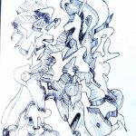 12—Untitle art drawing ooaworld ooaddle