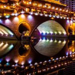 Galaxy Bridge Chengdu Shi,