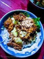 pork bun vietnamese food vietnam