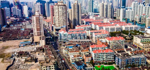 Shanghai City View