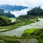 Banaue Rice Terraces Viewpoint Photo Ooaworld