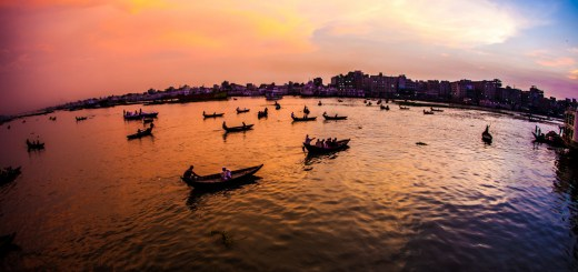 Bangladesh Dhaka River Dhaka