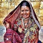 Jaisalmer India Portrait woman Instagram Photo