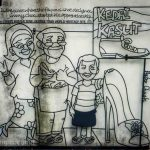 Jimmy Choo Street Art Georgetown Malaysia