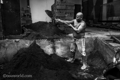 Digging Dirt Kuta Bali