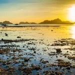 El Nido Sunset Palawan Philippines 1