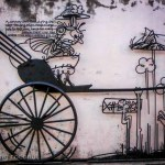 Penang Riots Street Art Georgetown Malaysia
