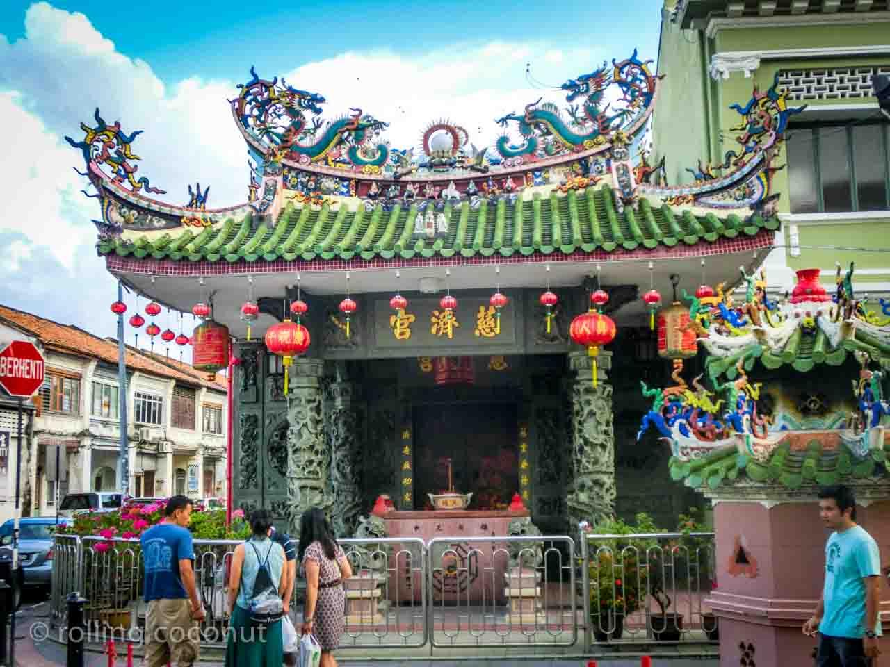 Temple Georgetown Malaysia