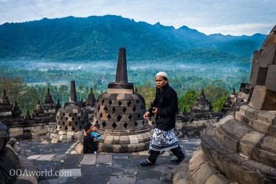 Photo Borobudur Tourism Yogyakarta Indonesia Ooaworld