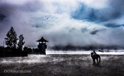 Photo Dream Desert Bromo Indonesia Ooaworld