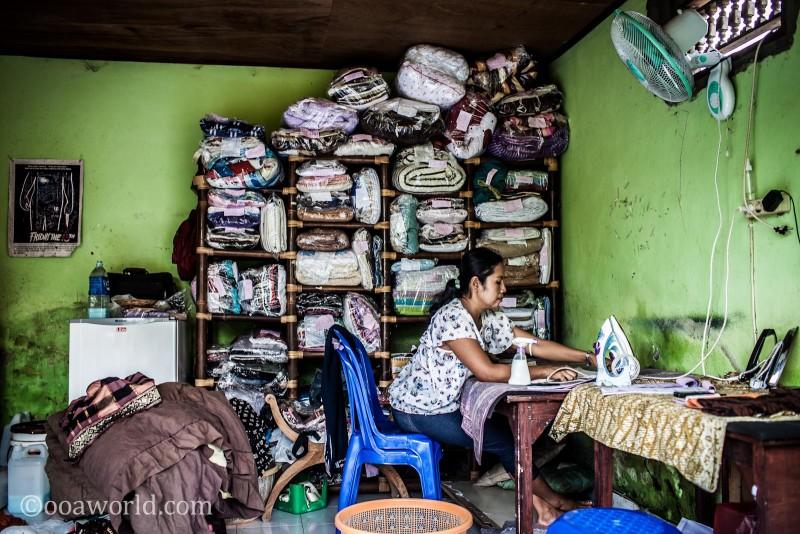 Dry Cleaning Ubud Bali Indonesia photo Ooaworld