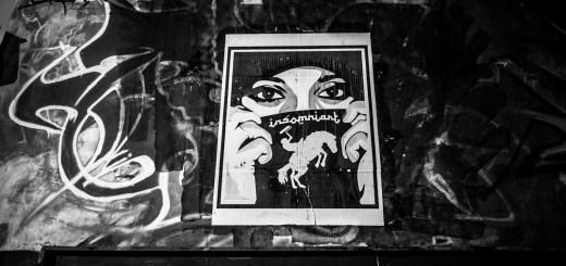 Photo Insomniant Street Art Indonesia Ooaworld