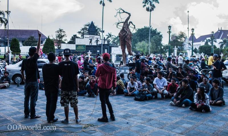 Photo Jogja Kraton Concert Indonesia Ooaworld