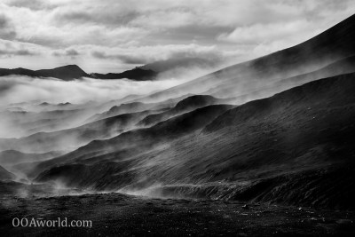 Photo Bromo Desert Landscape Indonesia Ooaworld