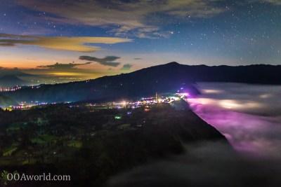Photo Mount Bromo Indonesia Northern Lights Ooaworld