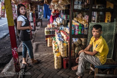 Photo Probolinggo Indonesia Shopkeepers Ooaworld