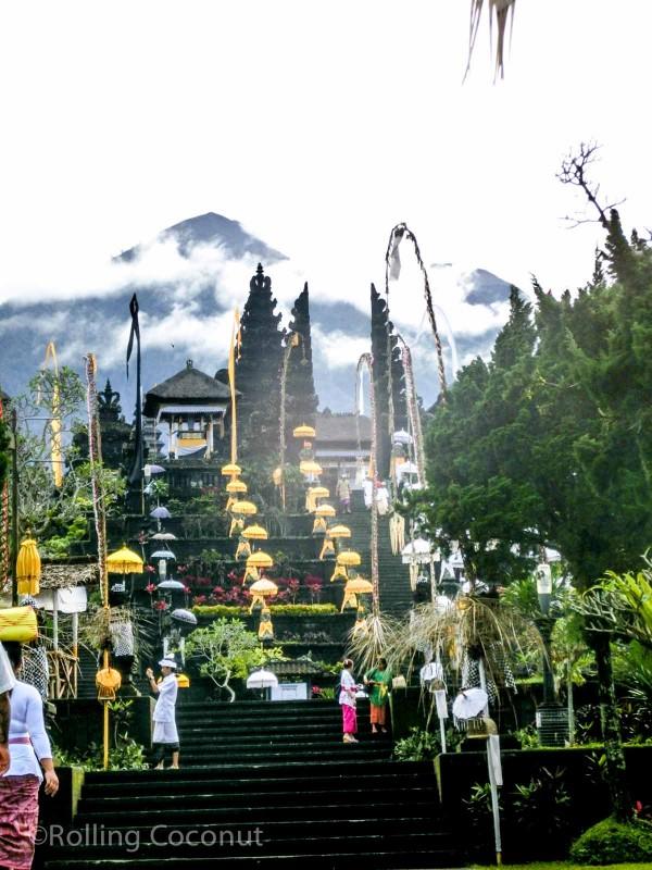 Pura Besakih Bali Indonesia photo Ooaworld