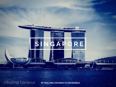 Singapore Travel Oaoworld Rolling Coconut photo Ooaworld