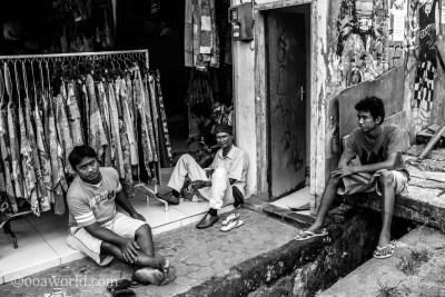 Street Shop Portrait Ubud Indonesia photo Ooaworld