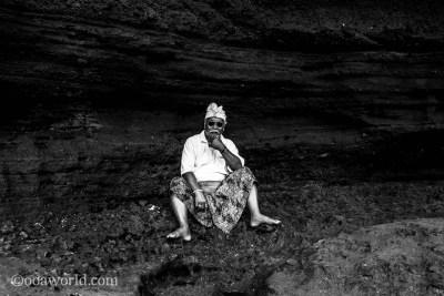 Tanah Lot Bali Portrait photo Ooaworld