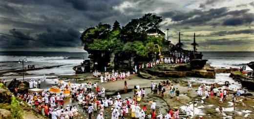 Tanah Lot Landscape Bali Indonesia photo Ooaworld
