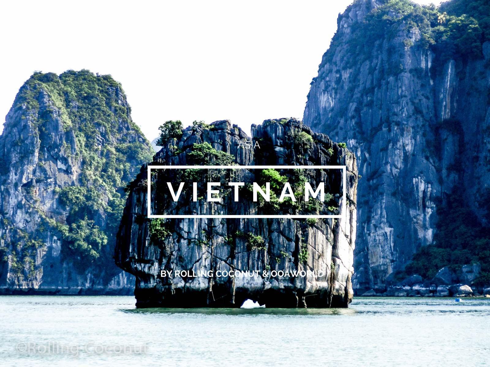 Vietnam Travel Ooaworld Rolling Coconut photo Ooaworld