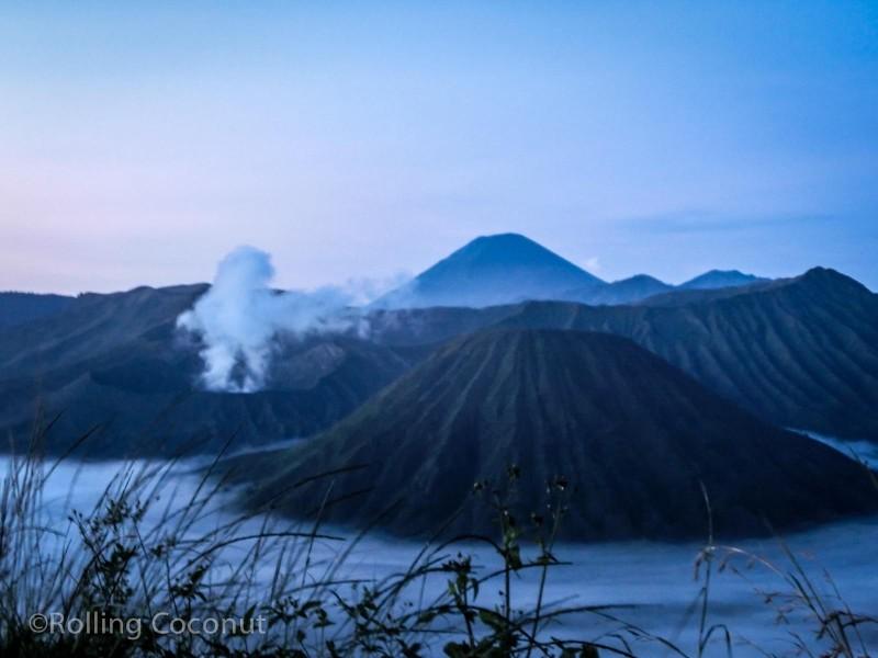 Photo View Bromo-Tengger-Semery National Park Java Indonesia Ooaworld