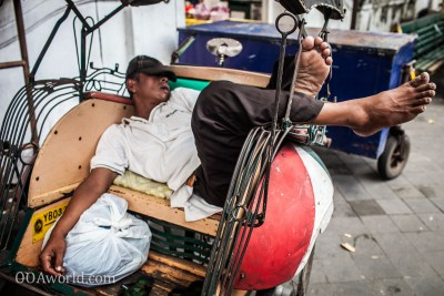 Photo Yogyakarta Becak Sleeper Ooaworld