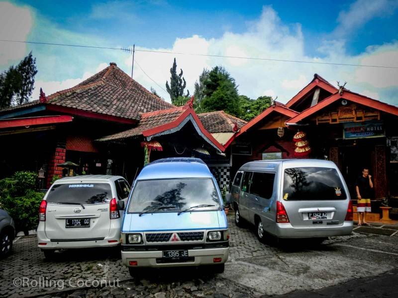 Photo Yoschi Hotel Entrance Mount Bromo Java Indonesia Ooaworld