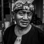 Bandung Man Portrait Indonesia Photo Ooaworld