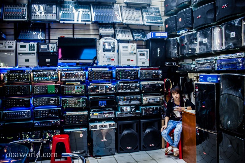 Stereo Shop Jakarta Indonesia Photo Ooaworld