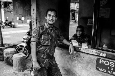 Indonesian Army Portrait Photo Ooaworld
