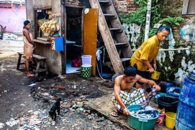 Jakarta Kota Laundry Photo Ooaworld