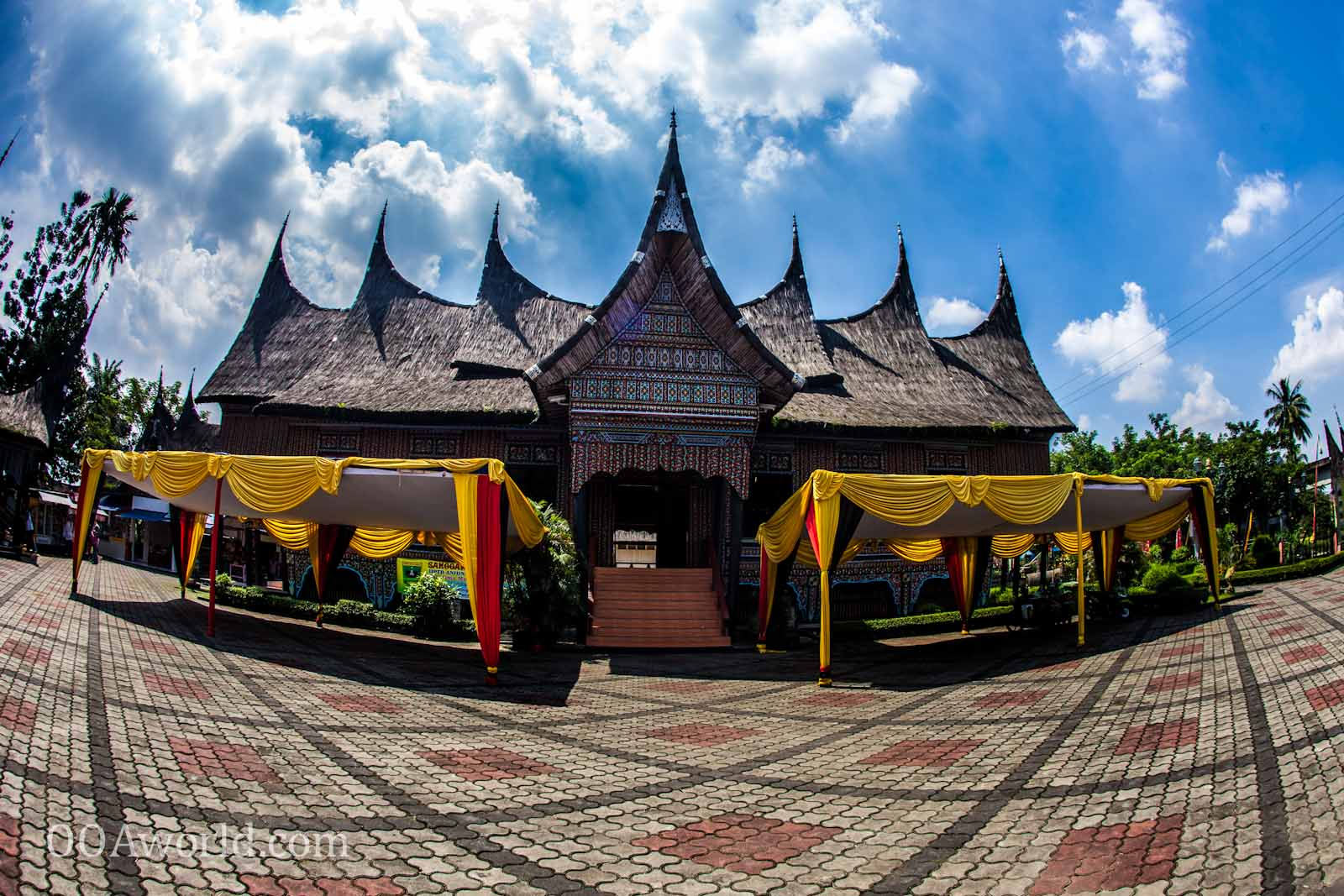 TMII Jakarta Taman Mini Indah Indonesia Photo Ooaworld