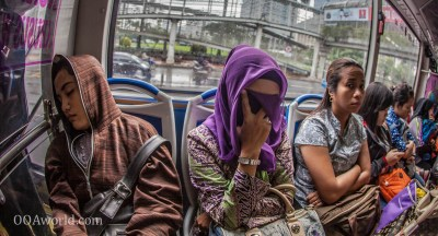 Women Only Bus Indonesia Photo Ooaworld