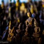 Buddhist Statues Laos Photo Ooaworld