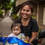 Luang Prabang Photo Portrait Mother Baby Photo Ooaworld