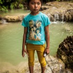 Luang Prabang Portrait Girl Photo Ooaworld
