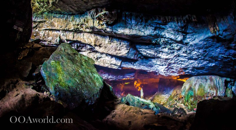 Abstract Photography Halong Bay Cave Photo Ooaworld