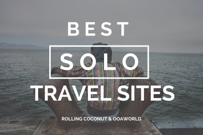 Best Solo Travel Sites OOAworld Photo Ooaworld