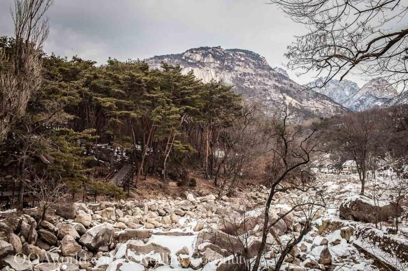Bukhansan Seoul Photo Ooaworld