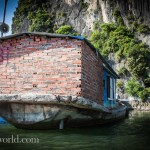 Ha Long Bay Fisherman Village House Photo Ooaworld