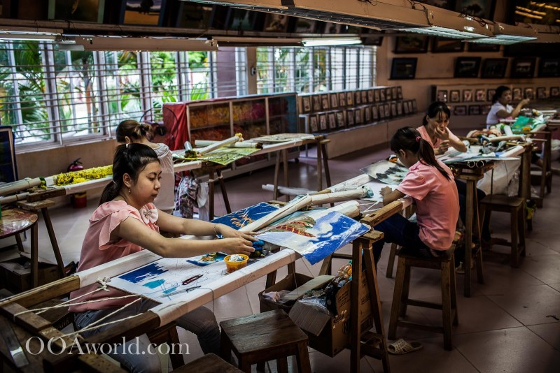 Halong Bay Tour Vietnam Workshop Photo Ooaworld