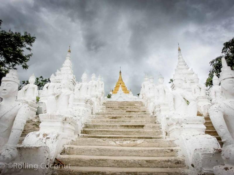 Pagoda Mingun Myanmar Photo Ooaworld