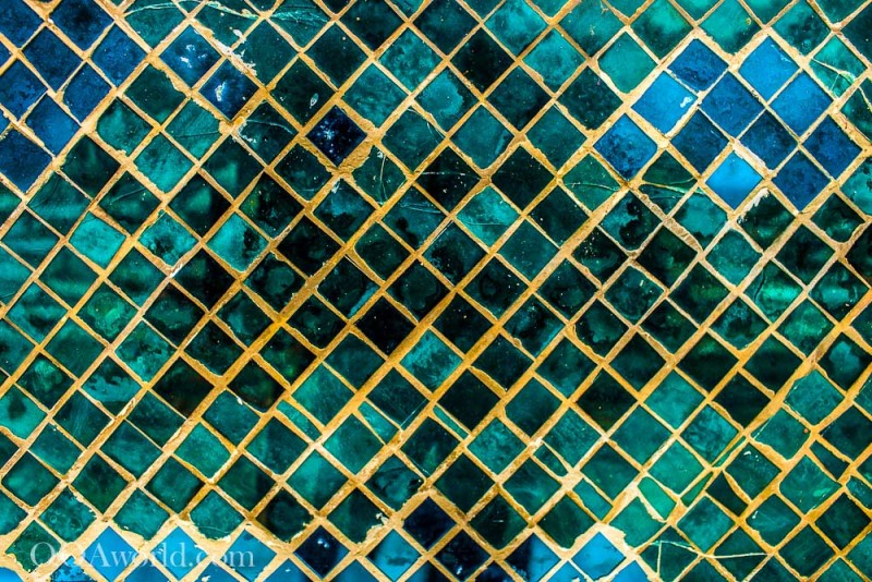 Texture Photography Man-Made Diamonds Turquoise Photo Ooaworld