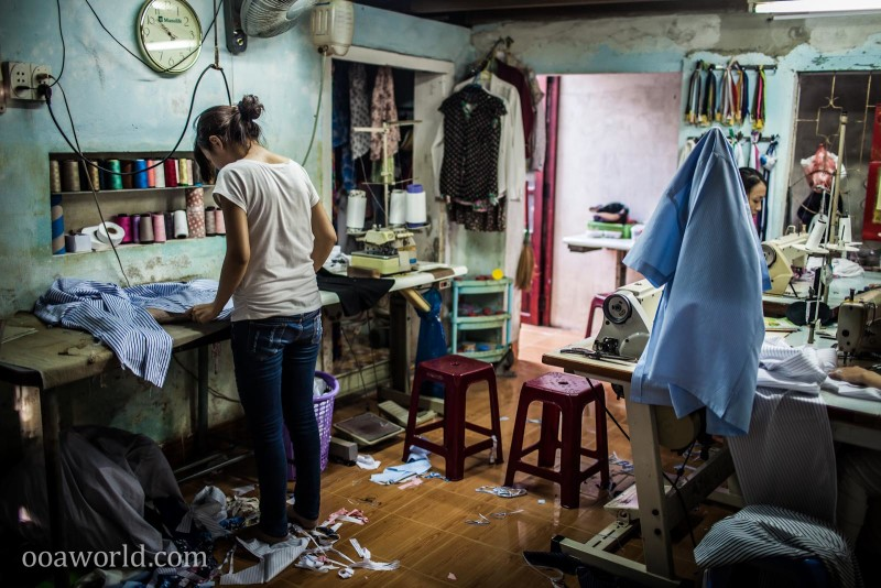 Hoi An Tailors Custom Clothes Photo Ooaworld