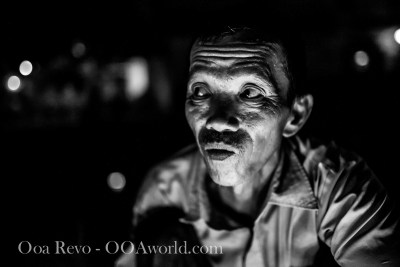 Hoi an Lantern Festival Portrait Man Photo Ooaworld