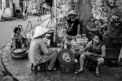 Hoi An Lunch Vietnam Photo Ooaworld