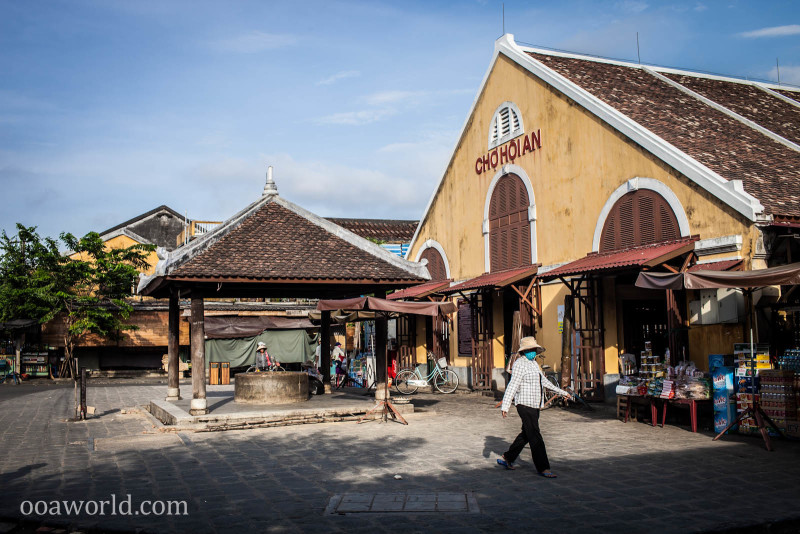 Hoi An Market Vietnam Photo Ooaworld